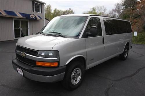 2005 Chevrolet Express Passenger Van 3500 Rwd For Sale In