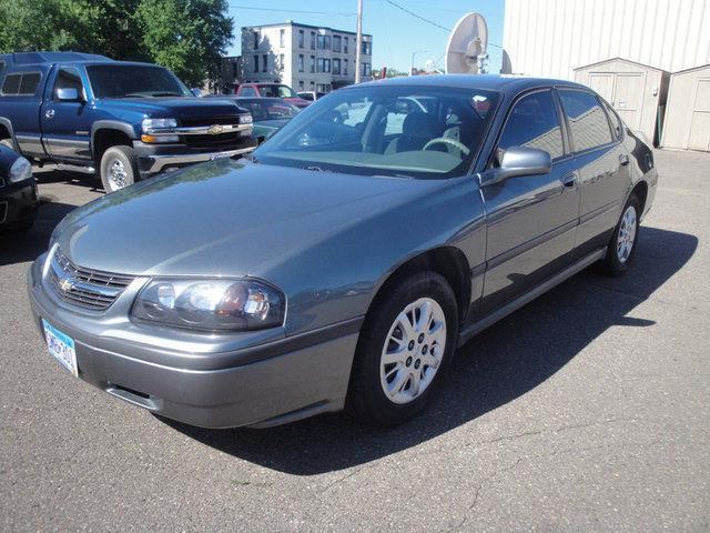 2005 chevrolet impala base for sale in aitkin minnesota classified. Black Bedroom Furniture Sets. Home Design Ideas