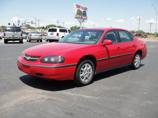 2005 chevrolet impala base for sale in yukon oklahoma classified. Black Bedroom Furniture Sets. Home Design Ideas