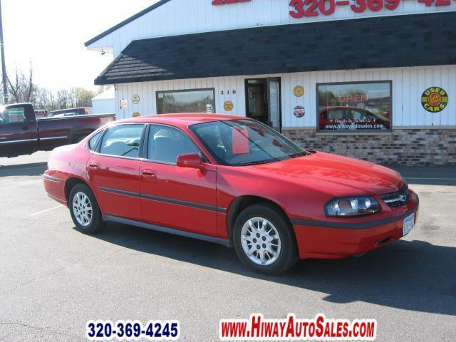 2005 chevrolet impala base for sale in pease minnesota classified. Black Bedroom Furniture Sets. Home Design Ideas