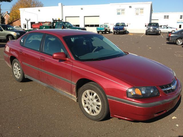 2005 Chevrolet Impala Base for Sale in Red Hill ...