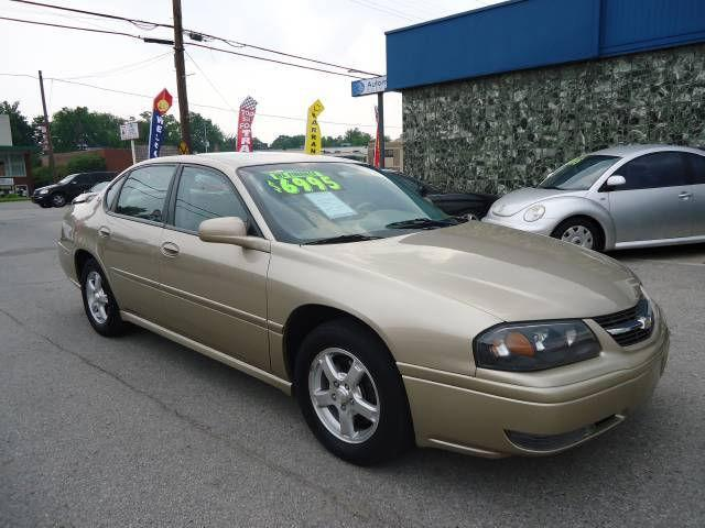 2005 chevrolet impala ls for sale in louisville kentucky classified. Black Bedroom Furniture Sets. Home Design Ideas