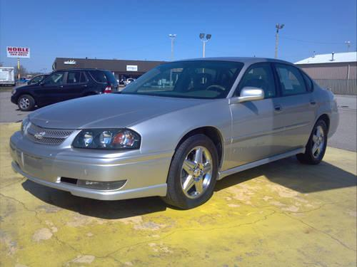 2005 chevrolet impala ss supercharged rare for sale in louisville kentucky classified. Black Bedroom Furniture Sets. Home Design Ideas