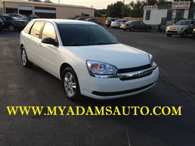 2005 chevrolet malibu maxx 4dr base sdn for sale in fort worth texas classified. Black Bedroom Furniture Sets. Home Design Ideas