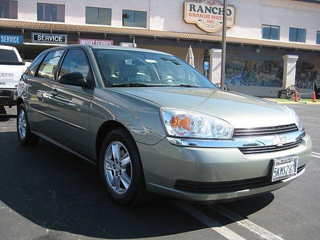 2005 chevrolet malibu maxx ls for sale in san luis obispo. Black Bedroom Furniture Sets. Home Design Ideas