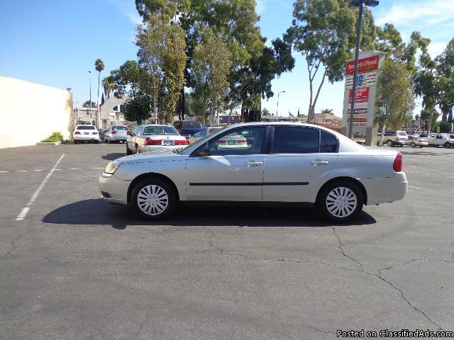 2005 chevrolet malibu maxx ls for sale in lynwood. Black Bedroom Furniture Sets. Home Design Ideas
