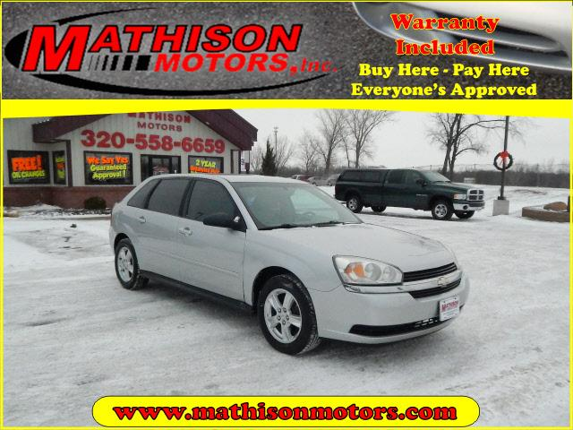 2005 chevrolet malibu maxx ls clearwater mn for sale in clearwater minnesota classified. Black Bedroom Furniture Sets. Home Design Ideas