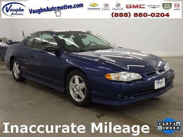 2005 chevrolet monte carlo 2d coupe ss for sale in bladensburg iowa classified. Black Bedroom Furniture Sets. Home Design Ideas