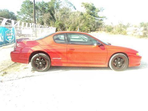 2005 chevrolet monte carlo coupe ss coupe 2d for sale in north shore louisiana classified. Black Bedroom Furniture Sets. Home Design Ideas