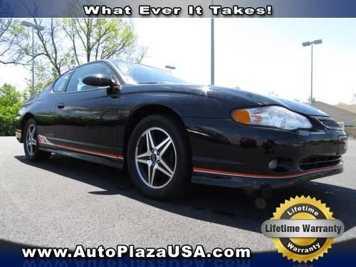 2005 chevrolet monte carlo coupe supercharged ss for sale in nicholasville kentucky classified. Black Bedroom Furniture Sets. Home Design Ideas