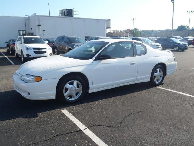 2005 chevrolet monte carlo lt for sale in new philadelphia. Black Bedroom Furniture Sets. Home Design Ideas