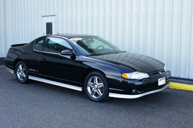2005 chevrolet monte carlo ss for sale in grinnell iowa classified. Black Bedroom Furniture Sets. Home Design Ideas
