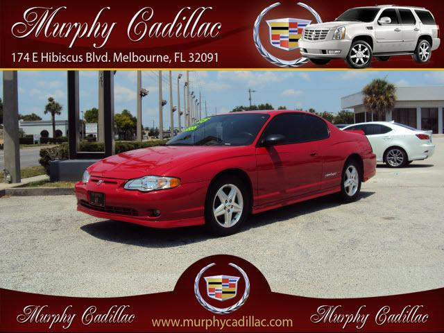 2005 chevrolet monte carlo ss for sale in melbourne florida classified. Black Bedroom Furniture Sets. Home Design Ideas