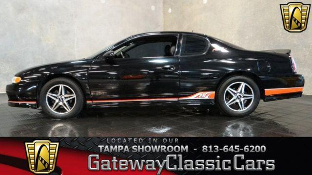 2005 chevrolet monte carlo ss tony stewart signature series 281tpa for sale in apollo beach. Black Bedroom Furniture Sets. Home Design Ideas