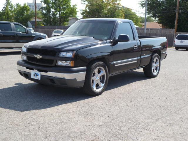 2005 chevrolet silverado 1500 for sale in amarillo texas classified. Black Bedroom Furniture Sets. Home Design Ideas