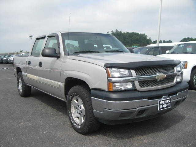 2005 chevrolet silverado 1500 for sale in bangor wisconsin classified. Black Bedroom Furniture Sets. Home Design Ideas