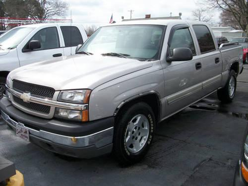 2005 chevrolet silverado 1500 crew cab lt for sale in decatur alabama classified. Black Bedroom Furniture Sets. Home Design Ideas