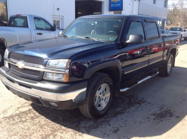 2005 chevrolet silverado 1500 crew cab lt local trade at redbank for sale in climax. Black Bedroom Furniture Sets. Home Design Ideas