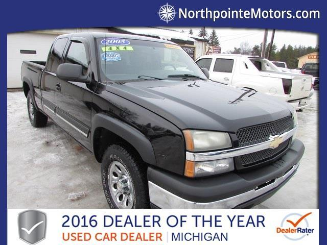 2005 chevrolet silverado 1500 ls 4dr extended cab ls 4wd for North point motors traverse city