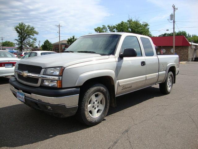 2005 chevrolet silverado 1500 ls for sale in aitkin. Black Bedroom Furniture Sets. Home Design Ideas