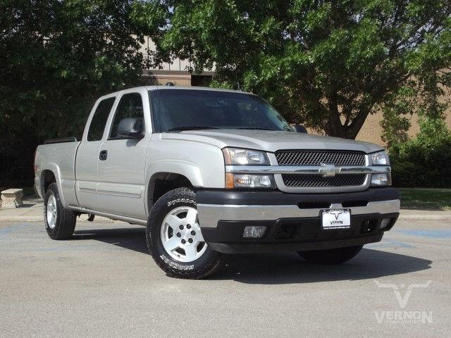 2005 chevrolet silverado 1500 lt for sale in vernon texas classified. Black Bedroom Furniture Sets. Home Design Ideas
