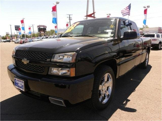 2005 chevrolet silverado 1500 ss for sale in reno nevada classified. Black Bedroom Furniture Sets. Home Design Ideas