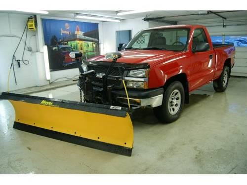 2005 chevrolet silverado 1500 truck reg cab 119 0 wb 4wd work for sale in cuyahoga falls ohio. Black Bedroom Furniture Sets. Home Design Ideas