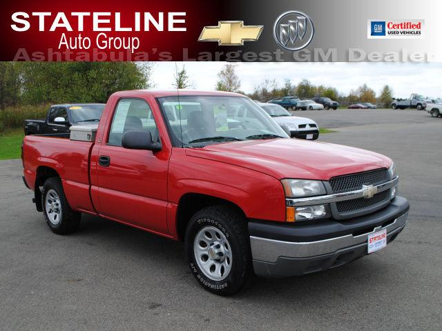 2005 chevrolet silverado 1500 w t for sale in andover ohio classified. Black Bedroom Furniture Sets. Home Design Ideas