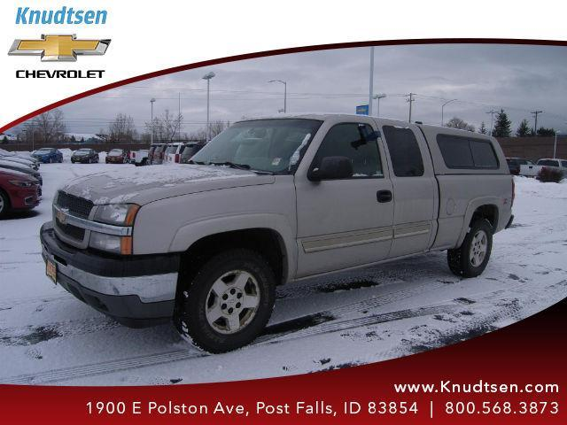 2005 chevrolet silverado 1500 work truck 4dr extended cab work truck 4wd sb for sale in hauser. Black Bedroom Furniture Sets. Home Design Ideas
