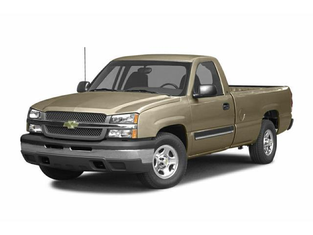 2005 Chevrolet Silverado 1500 Work Truck 4dr Extended