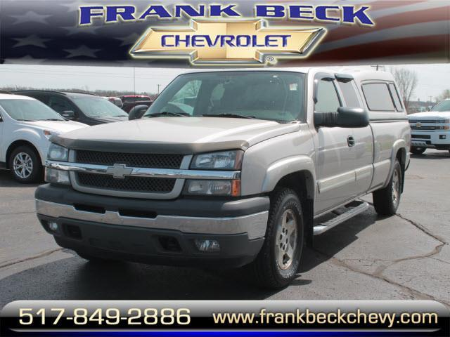 2005 chevrolet silverado 1500 work truck 4dr extended cab work truck 4wd sb for sale in. Black Bedroom Furniture Sets. Home Design Ideas