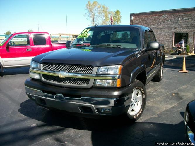 2005 chevrolet silverado 1500 z71 crew cab 4wd for sale in for Master motors lockport ny