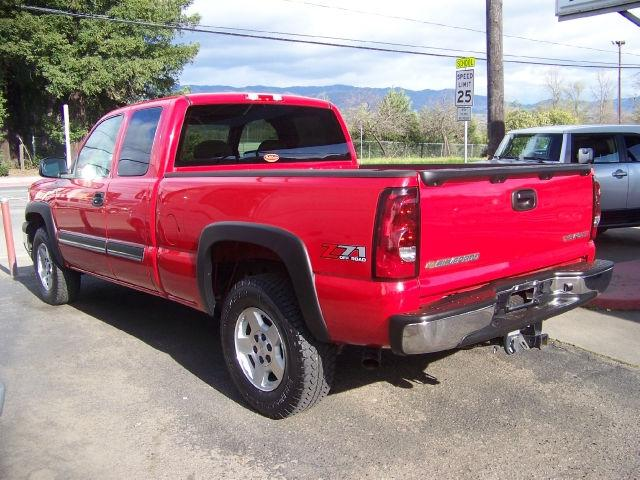 2005 chevrolet silverado 1500 z71 extended cab for sale in ukiah california classified. Black Bedroom Furniture Sets. Home Design Ideas