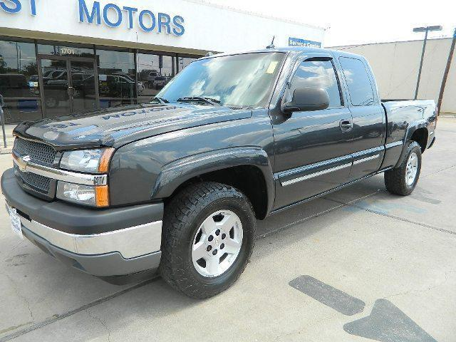 2005 Chevrolet Silverado 1500 Z71 for Sale in Gonzales, Texas ...
