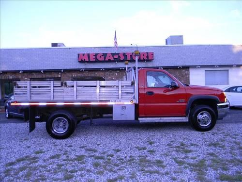 2005 chevrolet silverado 3500 pickup truck ls flat bed duramax for sale in plaistow new. Black Bedroom Furniture Sets. Home Design Ideas