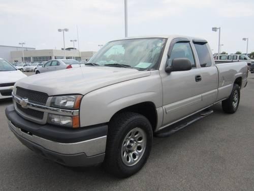 2005 Chevrolet Silverado ext 4wd Pickup Truck for Sale in ...
