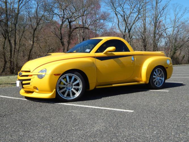 2005 chevrolet ssr for sale in parsippany new jersey classified. Black Bedroom Furniture Sets. Home Design Ideas