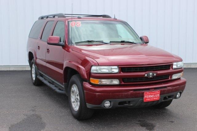 2005 chevrolet suburban 1500 ls 1500 ls 4wd 4dr suv for sale in cheboygan michigan classified. Black Bedroom Furniture Sets. Home Design Ideas