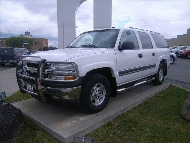 2005 chevrolet suburban 1500 ls for sale in twin falls idaho classified. Black Bedroom Furniture Sets. Home Design Ideas