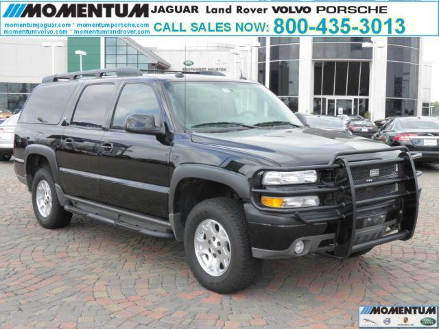 2005 chevrolet suburban 1500 z71 for sale in houston texas classified. Black Bedroom Furniture Sets. Home Design Ideas