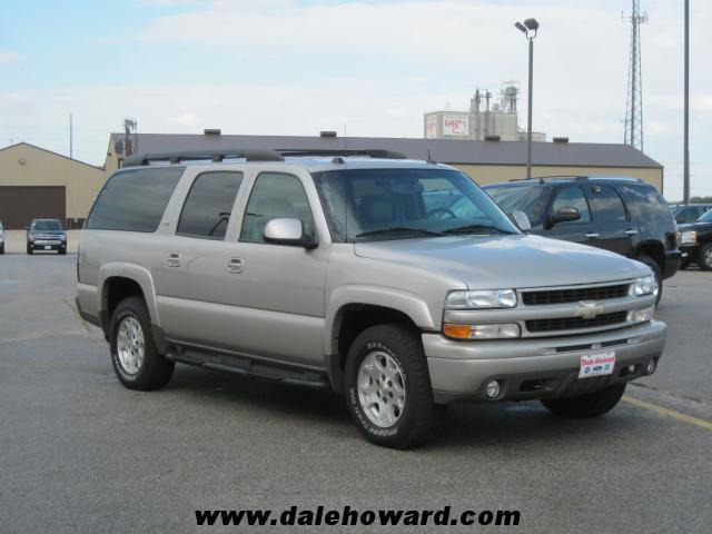 2005 Chevrolet Suburban 1500 Z71 For Sale In Iowa Falls