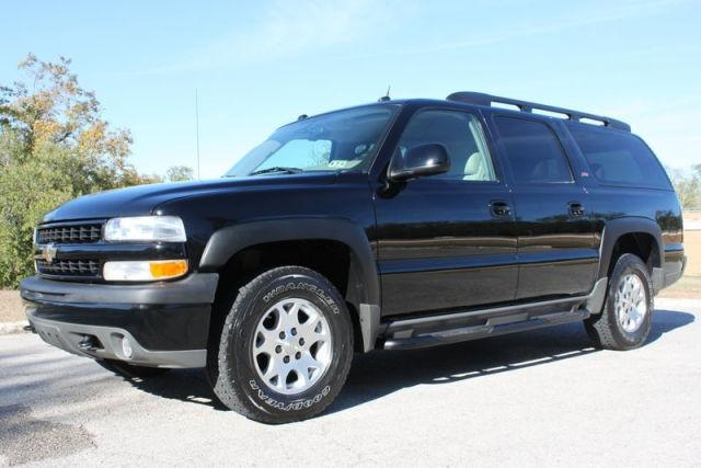2005 chevrolet suburban 1500 z71 for sale in rosenberg texas classified. Black Bedroom Furniture Sets. Home Design Ideas