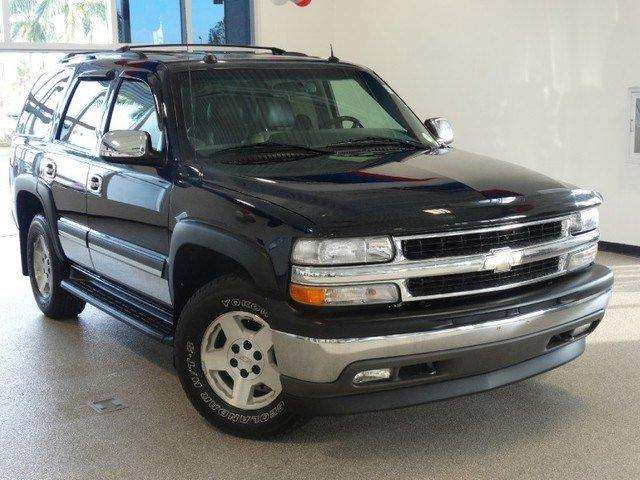 2005 CHEVROLET Tahoe 4dr LS 4WD SUV