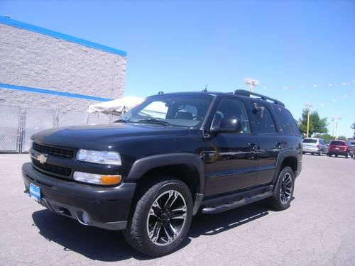 2005 chevrolet tahoe 4x4 for sale in hollister idaho classified. Black Bedroom Furniture Sets. Home Design Ideas