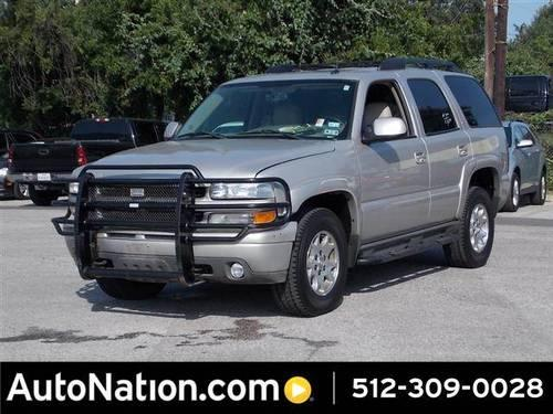 2005 chevrolet tahoe for sale in austin texas classified. Black Bedroom Furniture Sets. Home Design Ideas