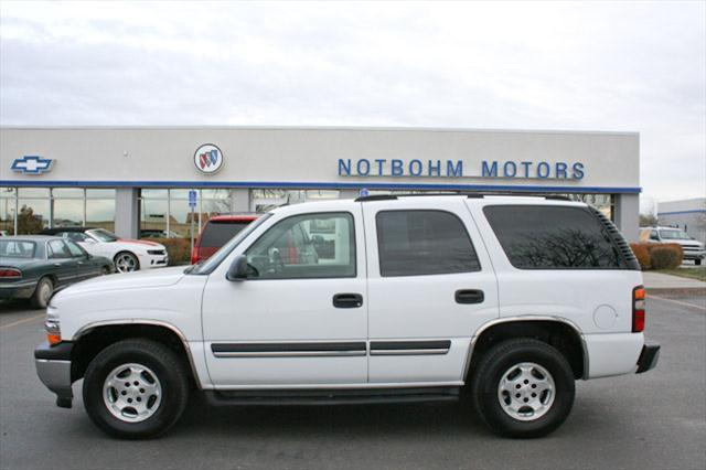2005 chevrolet tahoe ls for sale in miles city montana for Notbohm motors used cars