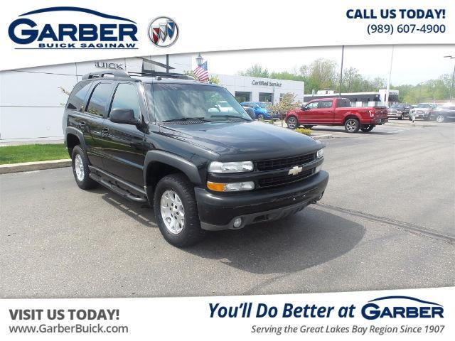 2005 Chevrolet Tahoe LS LS 4WD 4dr SUV