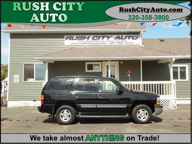 2005 chevrolet tahoe ls rush city mn for sale in rush city minnesota classified. Black Bedroom Furniture Sets. Home Design Ideas