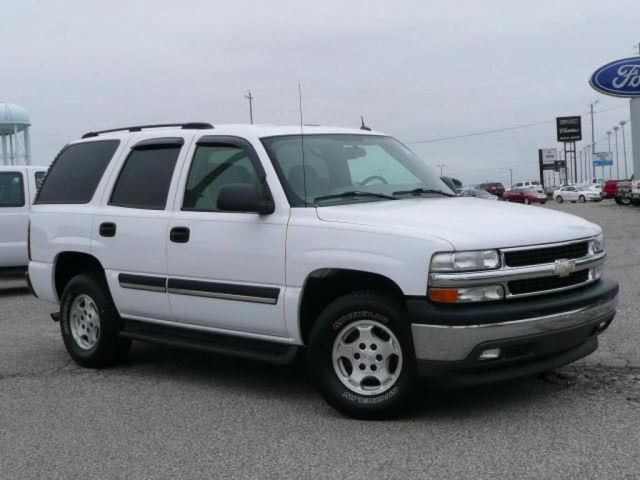 2005 chevrolet tahoe ls for sale in union city tennessee. Black Bedroom Furniture Sets. Home Design Ideas
