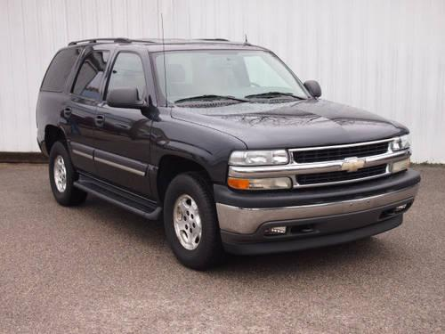 2005 chevrolet tahoe suv 4x4 ls 4x4 for sale in new era michigan classified. Black Bedroom Furniture Sets. Home Design Ideas